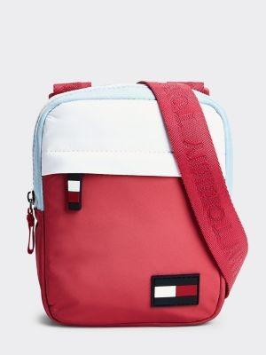 Tommy Hilfiger Kids' Square Reporter Bag