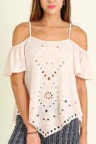 Umgee USA Off Shoulder Top