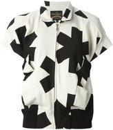 Vivienne Westwood asterisk print jacket
