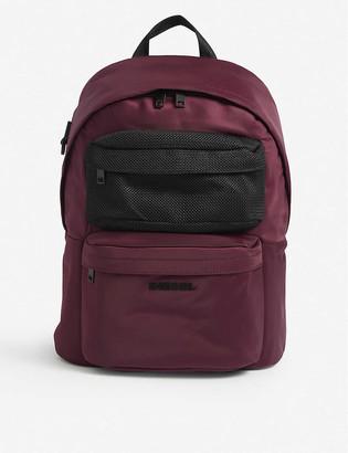 Diesel Ryodo logo-embellished nylon backpack