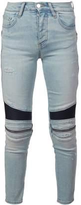 Amiri MX2 biker skinny jeans