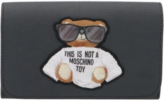 Moschino Teddy Chain Wallet