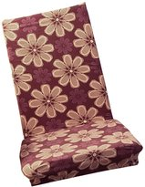 MagiDeal Stretch Dining Room Chair Cover Slipcover Stool Protector Decor