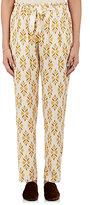 Giada Forte Women's Neat Silk Paperbag-Waist Pants