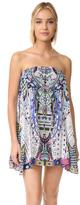 Camilla Strapless Mini Dress