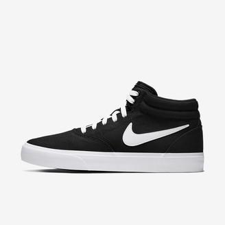 Nike Skate Shoe SB Charge Mid Canvas