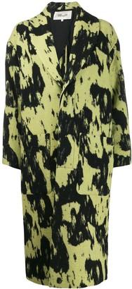 Dvf Diane Von Furstenberg Peg oversized coat