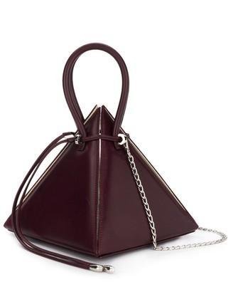 Nita Suri Lia pyramid handbag