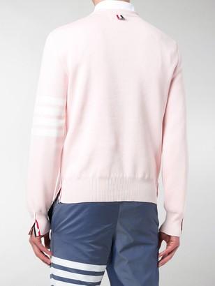 Thom Browne 4-Bar Milano sweater