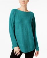 Charter Club Cashmere Ribbed Sweater, Only at Macy's