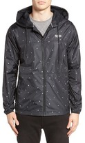 Hurley Men's Blocked Runner Windbreaker