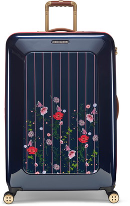 Ted Baker Large Take Flight Hedgerow 32-Inch Hard Shell Spinner Suitcase