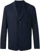 Éditions M.R - travelling blazer - men - Viscose/Virgin Wool - 46