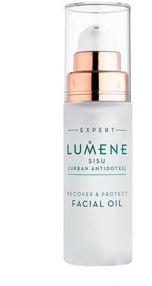 Lumene Nordic Detox [Sisu] Recover & Protect Facial Oil 30Ml