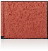 Valextra Men's Moneyclip Billfold-RED