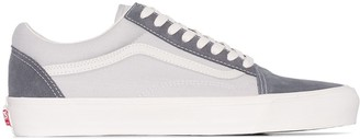 Vans OG Old Skool panelled low-top sneakers