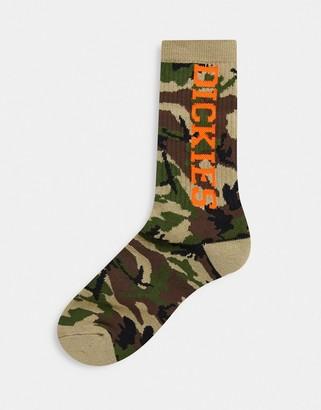 Dickies Haynesville sock in camo