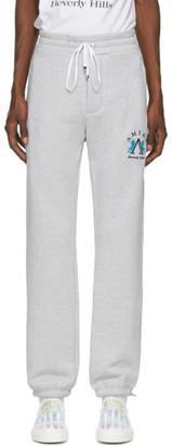 Amiri Grey Beverly Hills Sweatpants