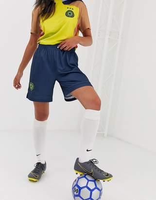 Asos 4505 4505 football short-Blue