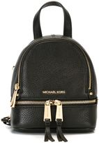 MICHAEL Michael Kors extra-small 'Rhea' backpack - women - Leather - One Size