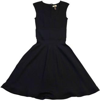 Issa Black Cotton Dresses