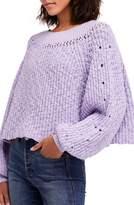 Free People Pandora's Boatneck Sweater