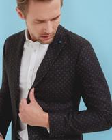 Ted Baker Diamond design blazer