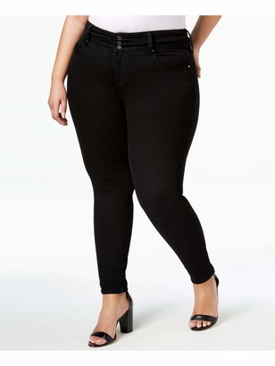 Alfani Womens Black Capri Pants Plus US Size: 26WP