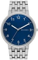 Skagen 'Ancher' Bracelet Watch, 40mm