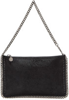 Stella McCartney Black Falabella Pouch