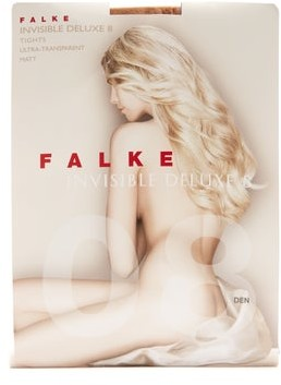 Falke Invisible Deluxe 8 Denier Tights - Nude