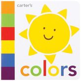 Carter's Colors Board Book