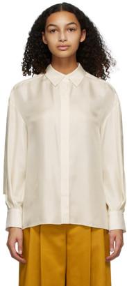 PARTOW Off-White Francis Shirt