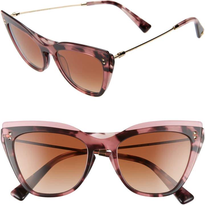 2e9b9a072b9f4 Valentino Pink Sunglasses For Women - ShopStyle Canada