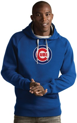 Antigua Men's Chicago Cubs Victory Hoodie