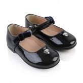 Armani Junior Armani JuniorGirls Navy Patent Leather Shoes