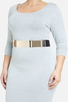 Fashion to Figure Hannah Bar Stretch Belt