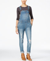 American Rag Ripped Denim Overalls, Only at Macy's
