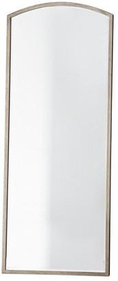 Gda Spirit Tall Mirror Antique Silver