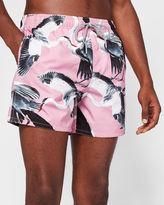 Ted Baker Bird print swim shorts