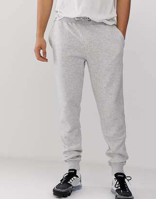French Connection Slim Fit Joggers-Grey