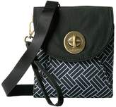 Baggallini Athens RFID Crossbody Wallet