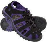 Mountain Warehouse Trek Womens Sporty Shandal Outdoor Walking Shoes