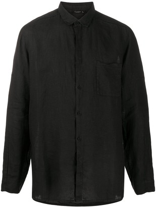 Transit Chest Pocket Linen Shirt