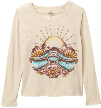 O'Neill Shore Long Sleeve Top (Big Girls)