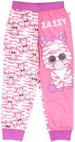 Intimo Pink Beanie Boo Zazzy Pajama Bottoms - Girls