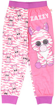 Intimo Pink Beanie Boo Zazzy Pajama Bottoms - Toddler