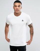 Le Coq Sportif Logo T-Shirt In White 1710540