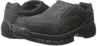 Skechers Hartan (Black) Men's Work Boots