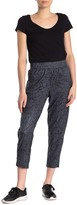 Zella Z By Expression Woven Ankle Pant